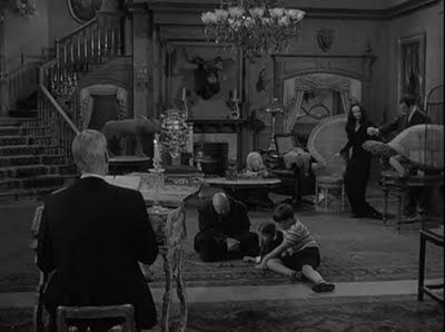 The addams family tv show images | The Addams Family (TV Series 1964–1966) S01E01