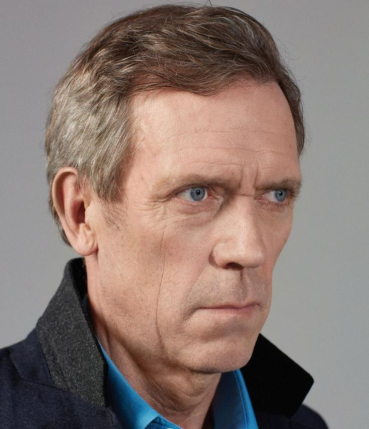 TUNNEL VISION | English actor Hugh Laurie, who starred in 'House' for eight seasons, takes...