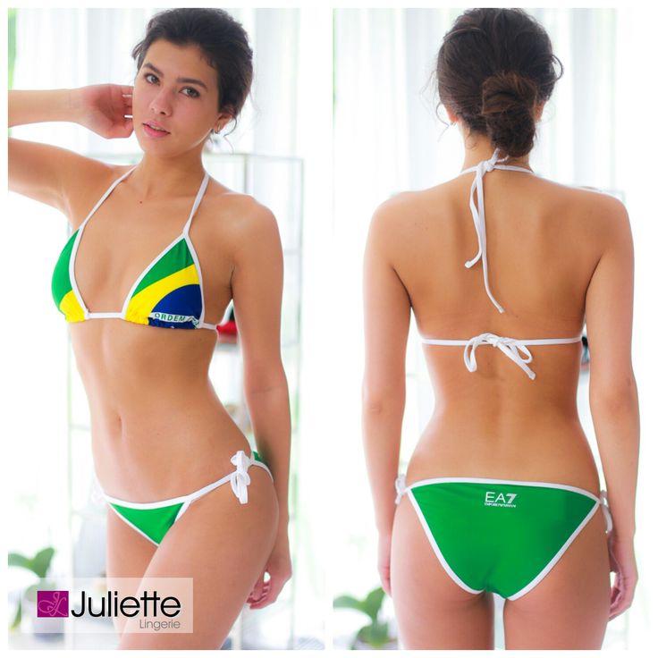 Emporio Armani Bikini Italy