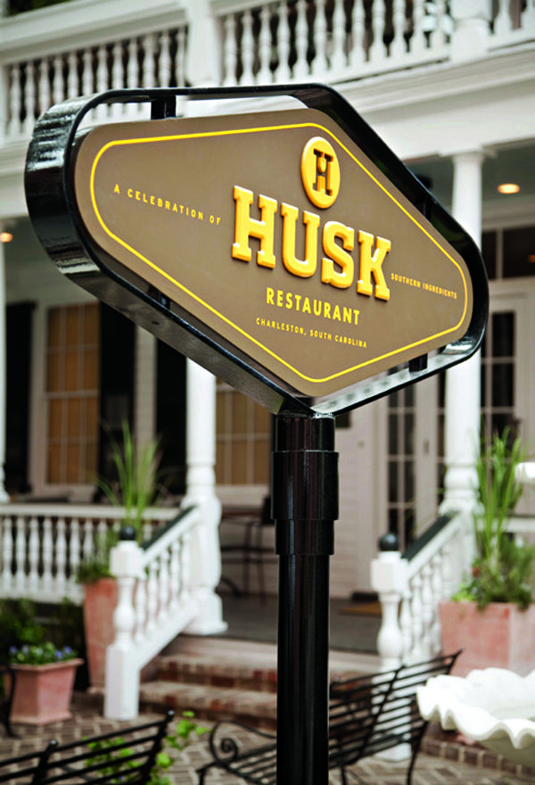 Husk - Charleston, SC One of top 10 new restaurants in America according to GQ