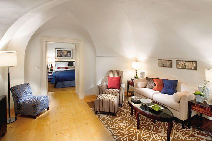 Номер-сьют Lazar в Праге | Отель Mandarin Oriental, Прага