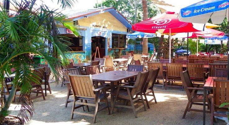 Dingo beach pub