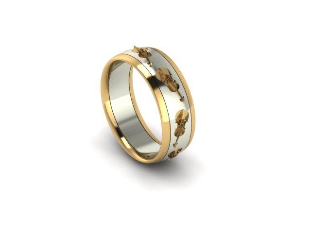 Violin Ring