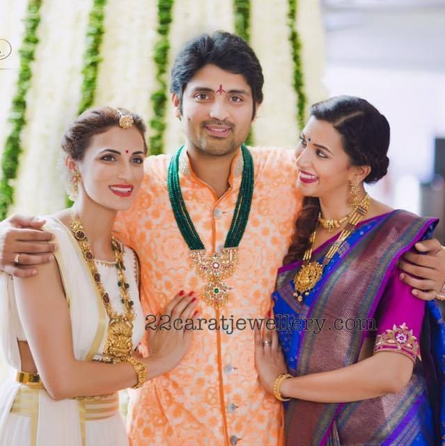 Samrat Reddy and Shilpa Reddy Jewelry - Jewellery Designs