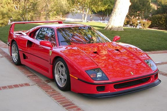 Ferrari f40, f 40, f40 ferrari, ferrari f 40, best sports car, ferrari car - Rev To The Limit
