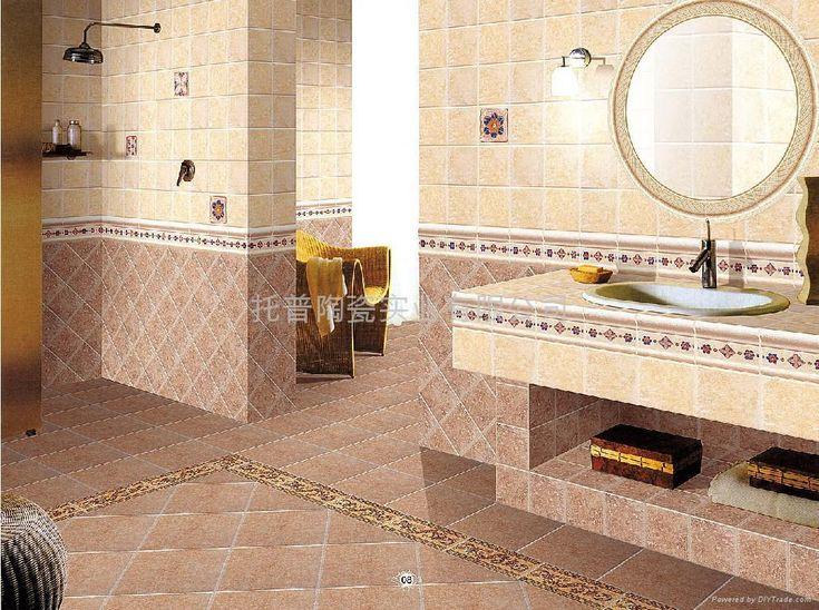 Bathroom Wall Tile Ideas Bathroom Interior Wall Tile Listed In Rustic Vani