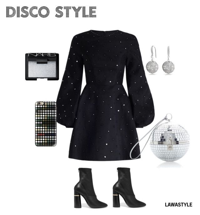 """DISCO STYLE"" by lawastyle on Polyvore featuring Zimmermann, 3.1 Phillip Lim, Dolce&Gabbana, Bling Jewelry, NARS Cosmetics and Casetify"