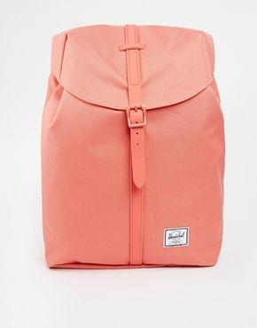 Herschel Supply Co Post Backpack in Flamingo Pink
