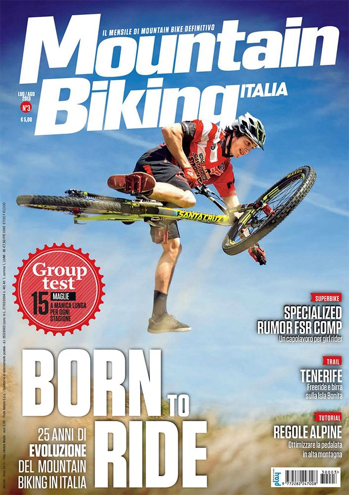 Mountain Biking Luglio-Agosto 2013 (Italy) Italian | 148 pages | PDF | 108.04 MB