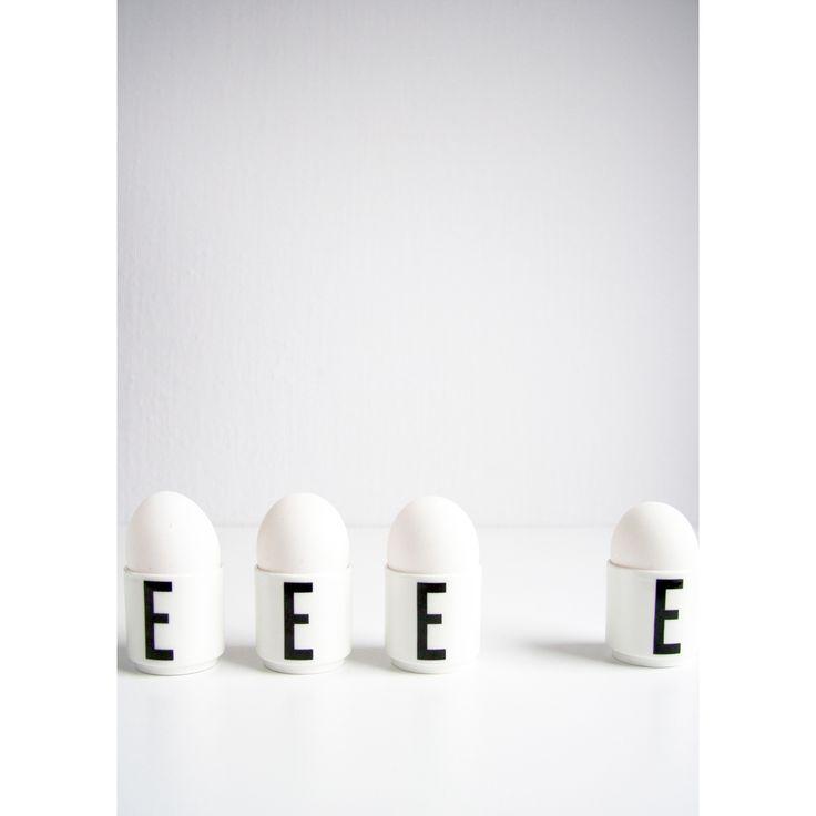 Eggeglass Design Letters 2 pk
