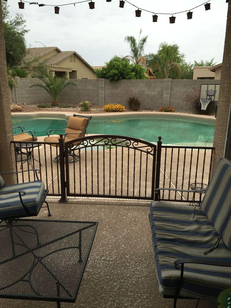 Best 25 Pool Gates Ideas On Pinterest Yard Gates Brick
