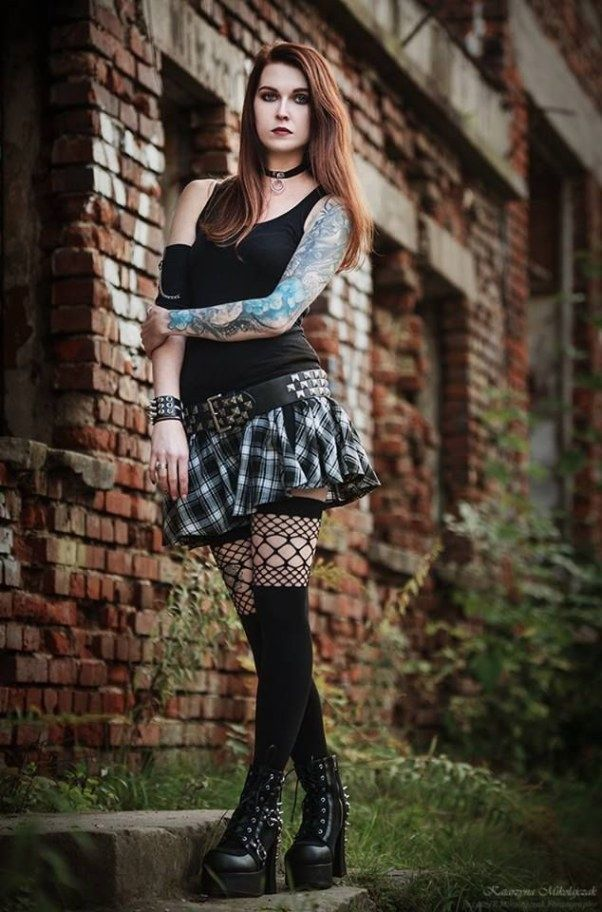 Gothic Style. For Those People That Get Pleasure From