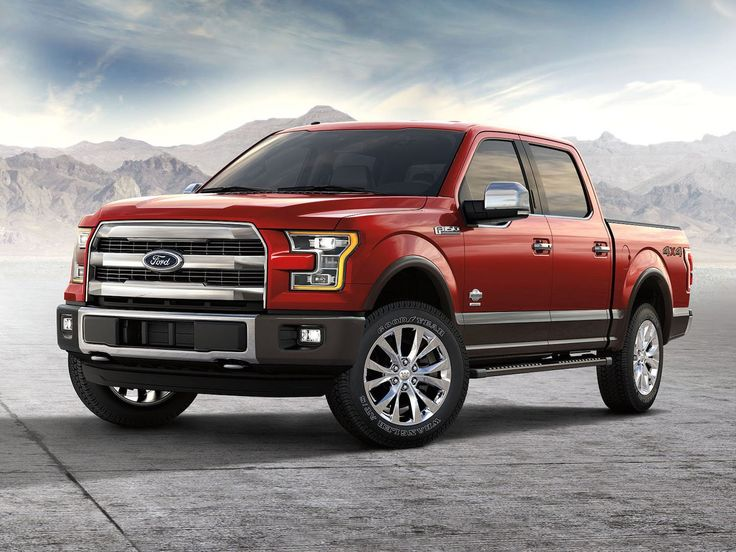 Chevy and Ram are launching new pickup trucks this year to take on Ford  here's what to expect (F GM FCAU)