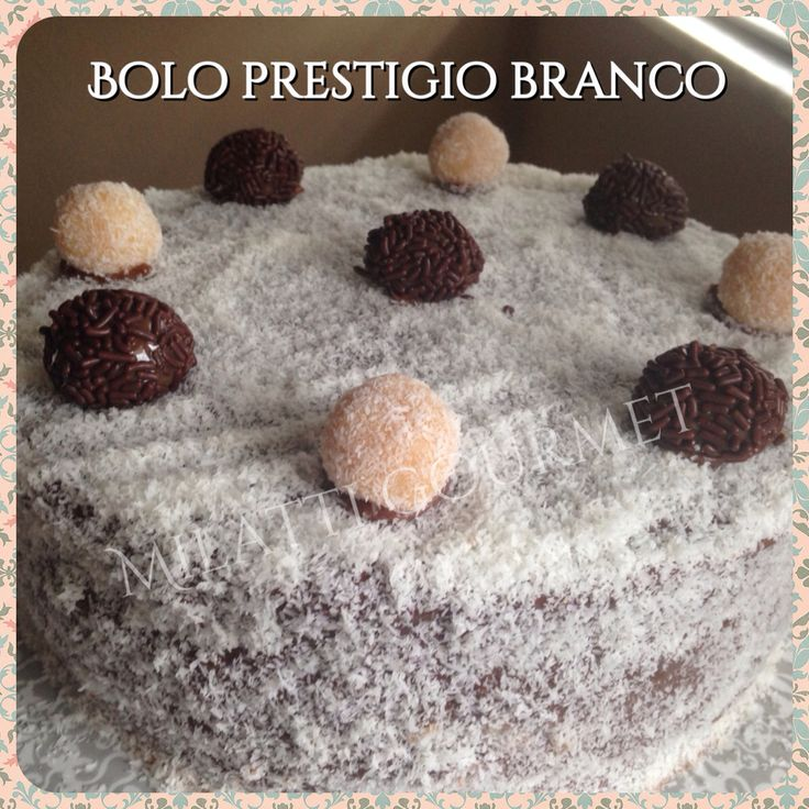 Bolo Prestígio by Milatti Gourmet