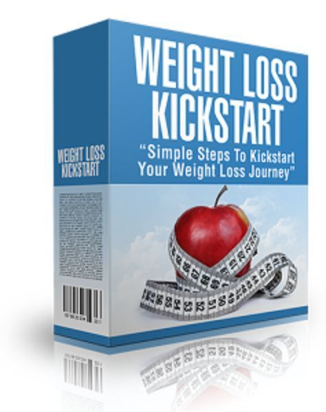 Weight Loss Kickstart   book---CD