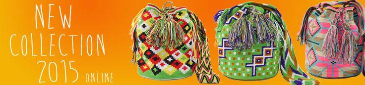 New Collection 2015 Online-Shop your Mochila Wayuu Bag Now ! Die Neue Kollektion ist nun Online ! Finde deine angesagte Sommertasche jetzt auf www.molago.de #molago #wayuu #mochila #Tasche #Bag #Bags #Handmade #Handgemacht #fashion #sommertasche #summerbag #inbag #style #schultertasche #südamerika