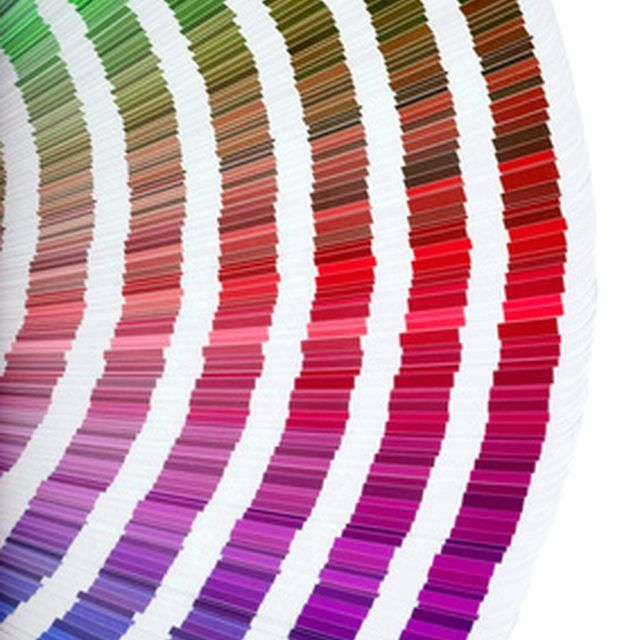 Pantone is a color-matching system.