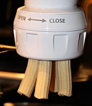 Making Rigatoni with the KitchenAid Pasta Press or Extruder