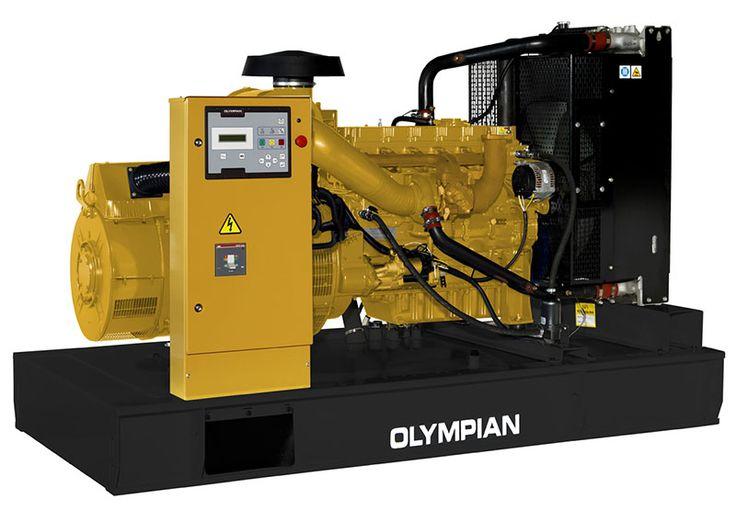 GEP150 Groupes électrogènes diesel 150kVa Caterpillar Eneria
