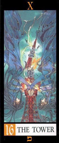 'The Tower' (personificada por Tooru & Tokiko Magami)