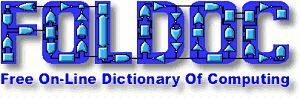 It includes definitions of acronyms, jargon, programming languages, tools, architecture, operating systems, networking, theory, conventions, standards, mathematics, telecoms, electronics, institutions, companies, projects, products, history, in fact any of the vocabulary you might expect to find in a computer dictionary - Free On-line Dictionary of Computing