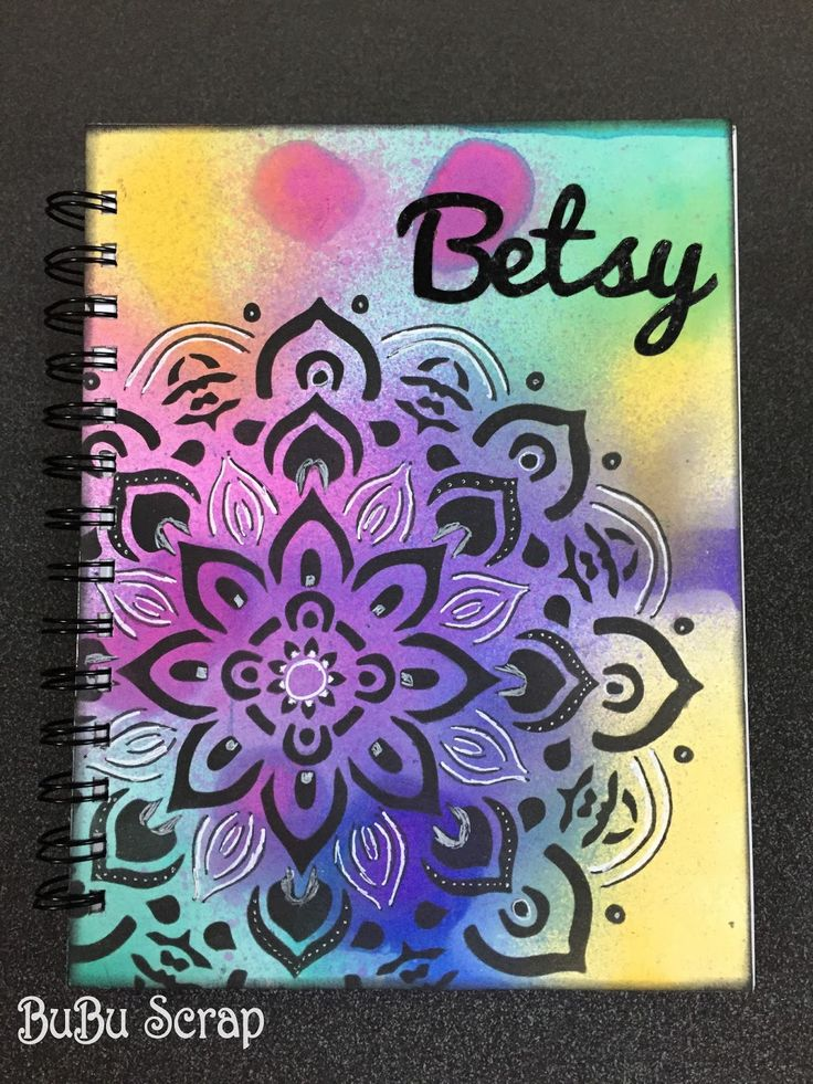 BuBu Scrap: Tutorial - Cuaderno Personalizado / Customized Notebooks Más