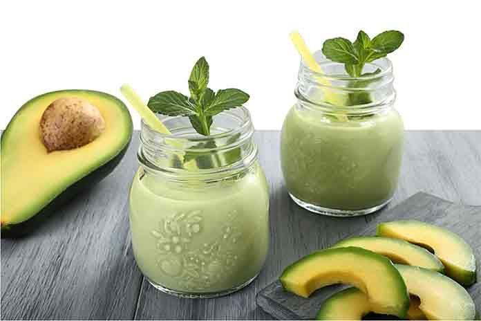 Смузи с авокадо | Готовим рецепты