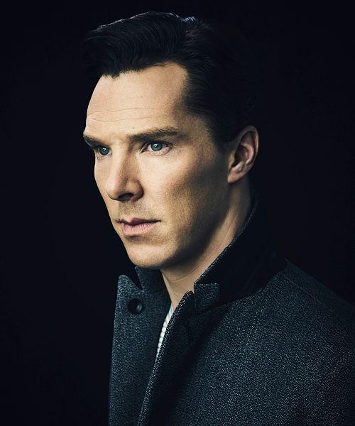 Benedict Cumberbatch by Jason Bell for Marvel Studios