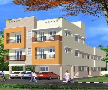 Resedential apartment available for sale in kovilambakkam ...
