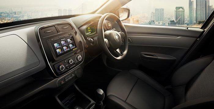 Interior Renault Kwid Indonesia Vs Agya, Ayla dan Wagon R