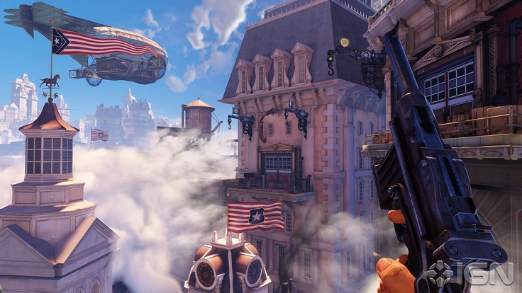 BioShock Infinite Xbox 360/PS3 Review - IGN
