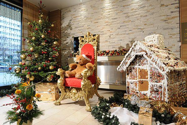Weihnachten im Hotel | H4 Hotel Berlin Alexanderplatz