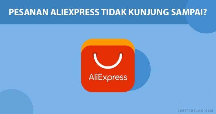 Paket Aliexpress Yang Tak Pernah Datang Belanja