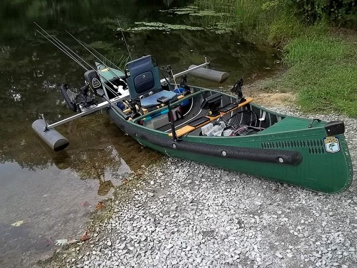 233 best images about fishing canoe on pinterest small for Best river fishing boat