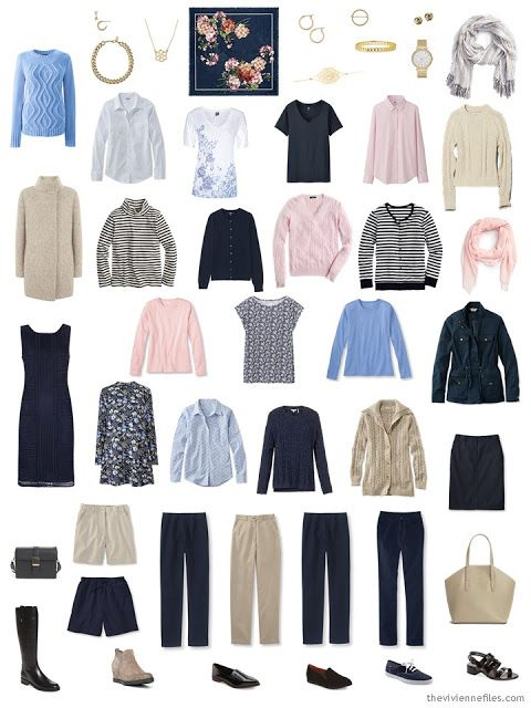 1000+ Images About Nifty Navy In The Capsule Wardrobe On