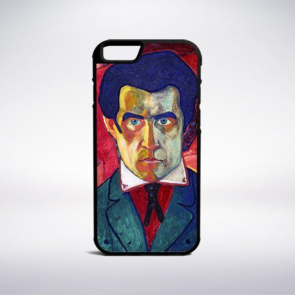 Kasimir Malevich - Self-Portrait Phone Case – Muse Phone Cases