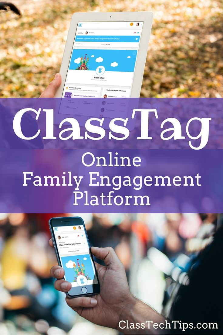How would you rate family engagement in your school? ClassTag is a fantastic option for educators to increase, monitor & facilitate family…