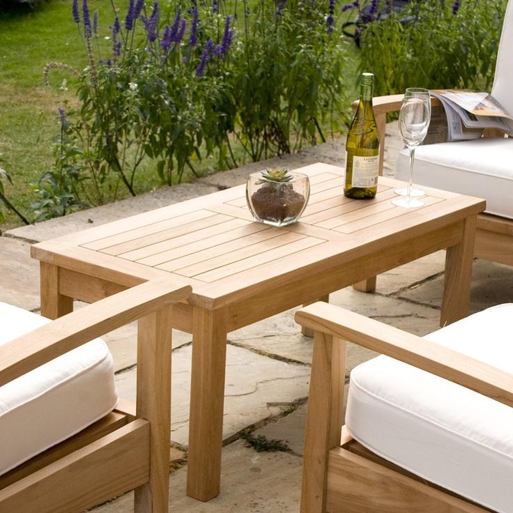 Henley Coffee Table | Teak Garden Furniture | Jo Alexander – Home Page | Garden Furniture | Jo Alexander