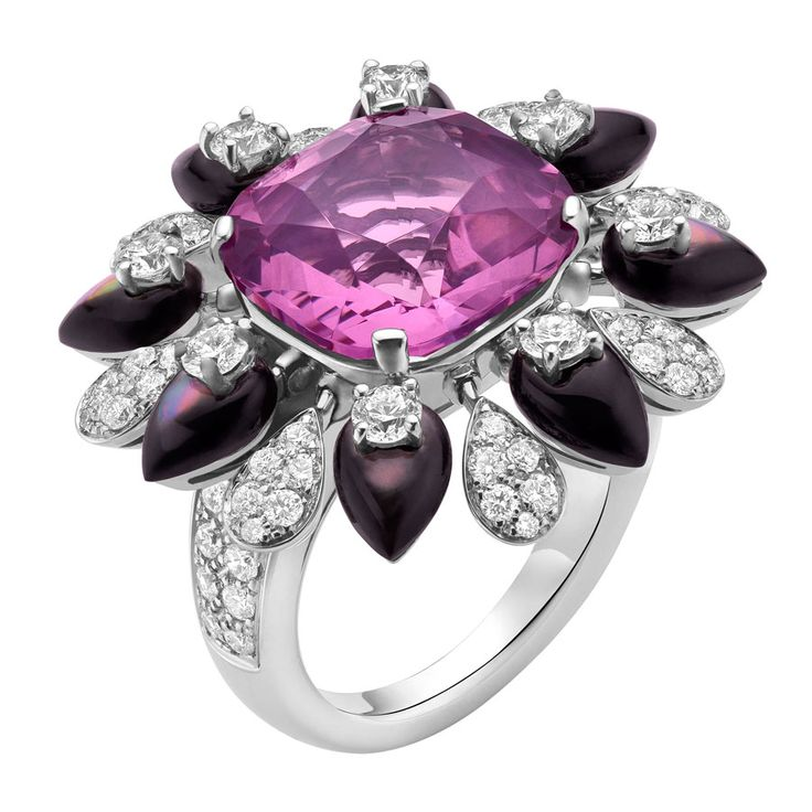 Bulgari Biennale ring... I LOVE this ring!! <3