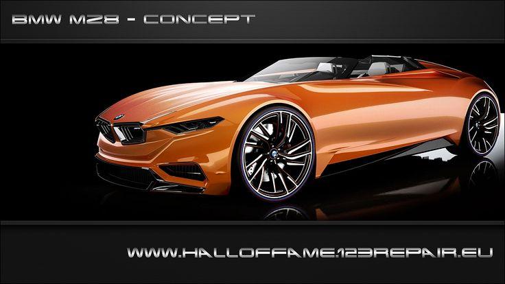 BMW MZ8 - CONCEPT - 01