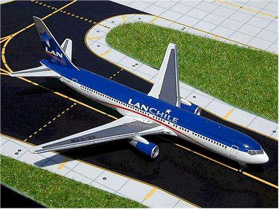 Gemini Jets, Lan Chile, Boeing 767-300, CC-CZW
