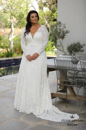 Plus size wedding gowns 2018 Seline (2)