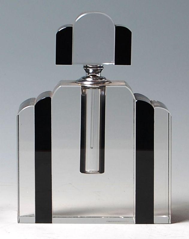 Art Déco ~ Perfume bottle Love it!!! qb
