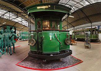 Musée des Transports en Commun de Wallonie
