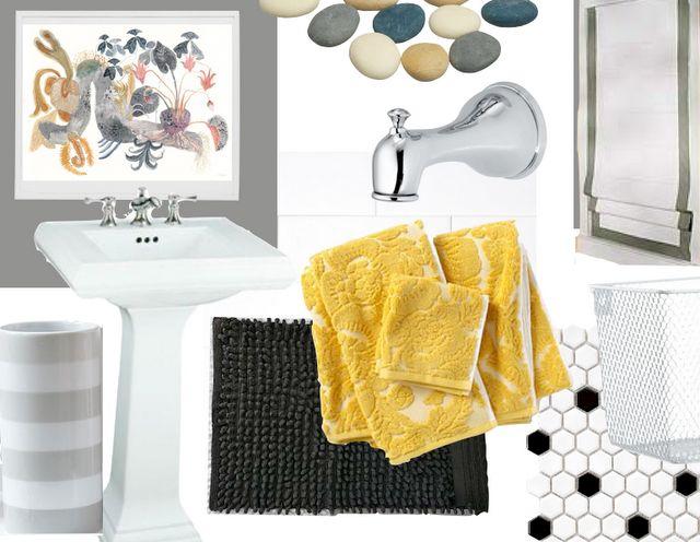 Die Besten 17 Ideen Zu Yellow Baths Auf Pinterest Badezimmer Zitronengelb