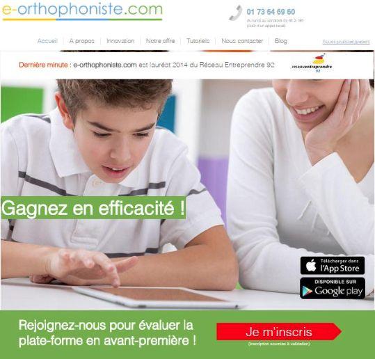#eSanté #ePatient #eHealth #Healthit #HealthCare #mHealth #Medecine #ConnectedDoctors #ConnectedTheMag #Enfant #Children #Orthophoniste #Orthophonie