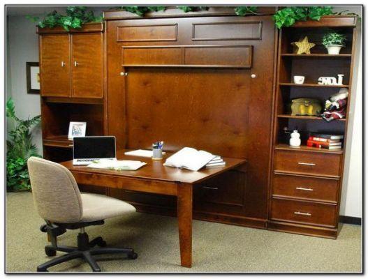 Best 25 murphy bed desk ideas on pinterest office with murphy bed diy murphy bed and hidden - Pinterest murphy bed ...