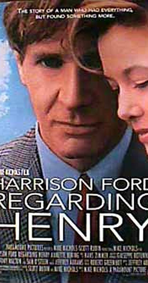 Directed by Mike Nichols.  With Harrison Ford, Annette Bening, Michael Haley…