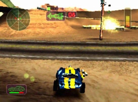 Vigilante 8 arcade full game: software free download.