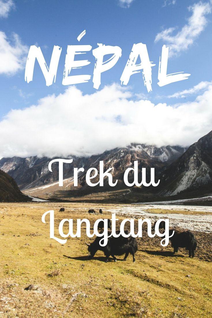 Le trek qui vous emmènera au coeur de la culture népalaise. #nepal #treknepal #langtangvalley
